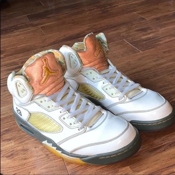 Nike Shoes | Jordan 5 Cinder Dark Army